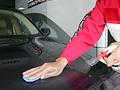 塗面の汚染物質の除去